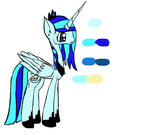 Princess Skywriter Reference by Skywriter12