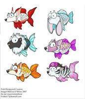 Fish Gifts - Batch 1 by frisket17