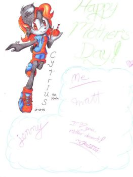 -GF- Mother's Day 08 by SonAmyForever
