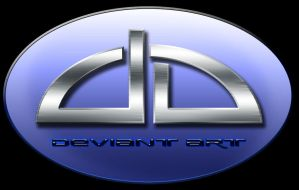 Deviant Art Logo 1 by cow41087