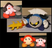 The Kirby Collection by SuperTako