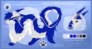 Gineia Reference by ruubia