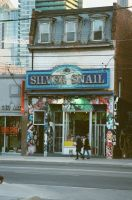 The Silver Snail In Color #1 by Neville6000