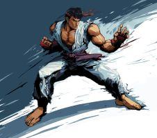 Ryu by JohnnyTHL