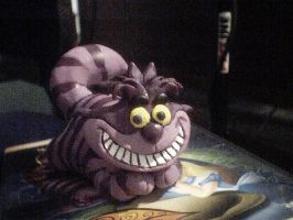 Cheshire Cat. by Egoraptor