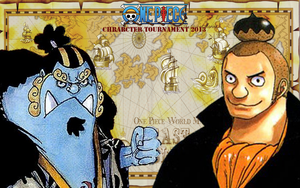 one piece character tournament 2013 semifinal wins by DOR20