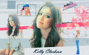 Kelly Clarkson wallpaper by Ishily