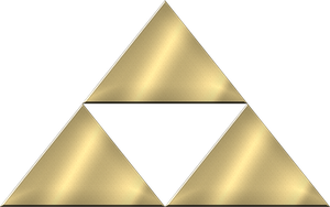 Triforce by BLUEamnesiac