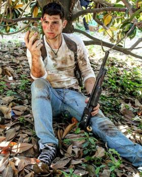 Uncharted cosplay (DRAKE'S FORTUNE) by IvaNathanCosplay