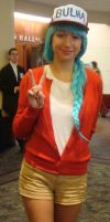 Cosplay Check: Bulma by Rhythm-Wily
