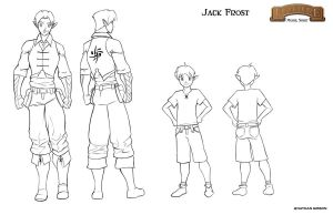 Jack Frost Updated by Transbot9