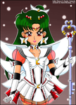 Miracle Sailor Pluto by Sweet-Blessings