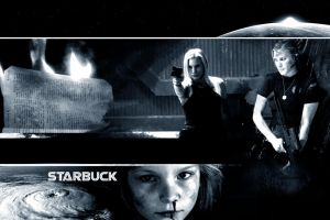 Starbuck Wallpaper by HitoStargate