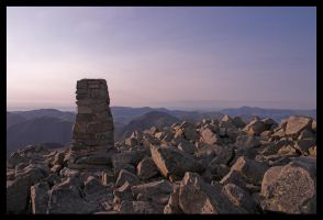 Summit Of England by bongaloid