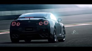 Photo F907i - Gran Turismo 5 by Ferino-Design