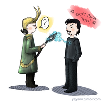 The Avengers - Can't touch this by YaYaOo