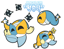 Kirby FC - Jocalyn 'Joy' by ShadowScarKnight