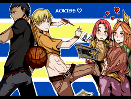 AoKise) by Dessa-nya