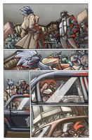One of the 5 Page test by Jaehthebird