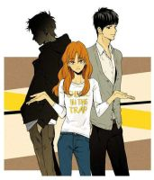 Cheese in The Trap by IkemenPrince90