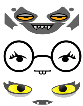 faces by b00ts