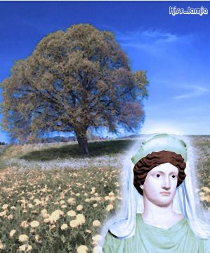 Demeter Goddess Of The Meadow