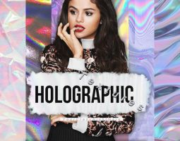 +Holographic Textures by YourCrazyNightmare