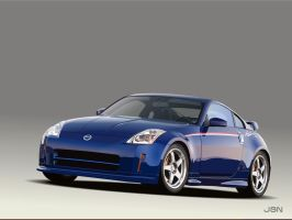Nissan 350Z R-Tune - Vector by j-s-n