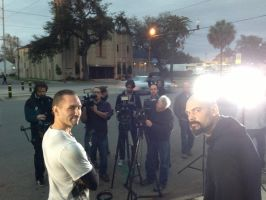Filming New Orleans by MJandGhostAdventures