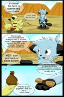 Pokemon Mystery Dungeon Gates To Infinity Page 10 by Zander-The-Artist