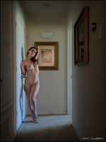 Nicole once more by Gary-Melton