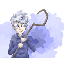 AT: Jack Frost by Bienoo