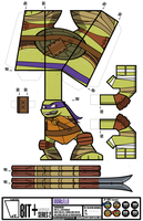 BIT+ Series 2 Donatello by IdeatoPaperStudios