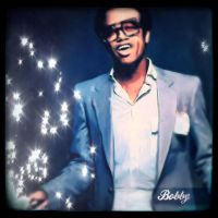 Bobby Womack by barryfell