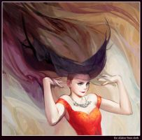 red witch by eleth89