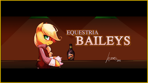 Equestria Baileys wallpaper by derpiihooves