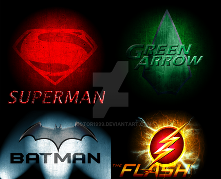 my favorite DC movie TV by Rictor1999