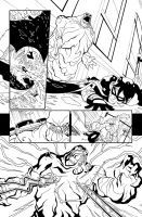 Young Justice 12 Page 6 by LucianoVecchio