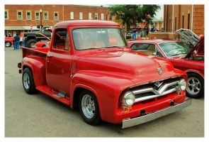 Sharp Ford Truck by TheMan268