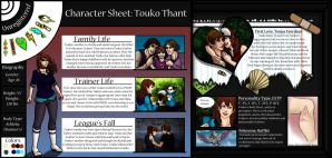 Reign Character Sheet: Touko Thant by TeamHeartGold