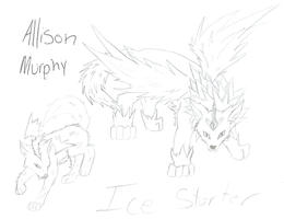 ICE STARTER- for Sealed by lunafox90