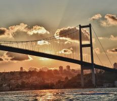 Bosphorus Bridge by ozgurayhan