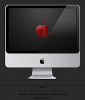 graphite.red.apple by crehe29
