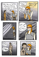 Adventures in Skyrim by psycochick