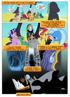 Thoughts Of A Vagabond- a MLP AU p3 by Sakuyamon