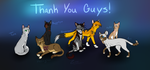 Thank you, Watchers by SevenZee