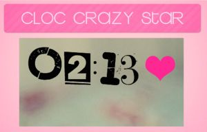 Cloc Crazy star by LuchiiTutoriales