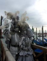 Carnival in Venice 2 by huby