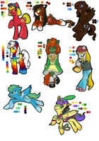 MLP Adoption Sheet: Alexflippy23 by Kayla-san
