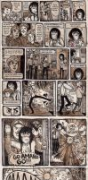 MORE PAGES by tarantellino